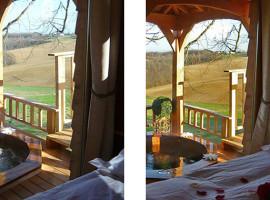 cabane et spa tree house 12