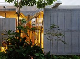 concrete home in ubatuba 04