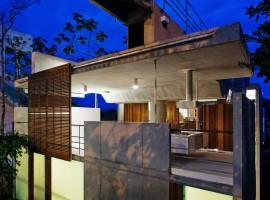 concrete home in ubatuba 06