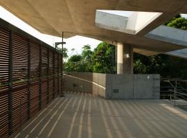 concrete home in ubatuba 12