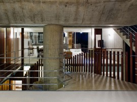 concrete home in ubatuba 28