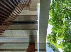 concrete home in ubatuba 29