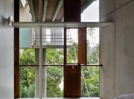 concrete home in ubatuba 33