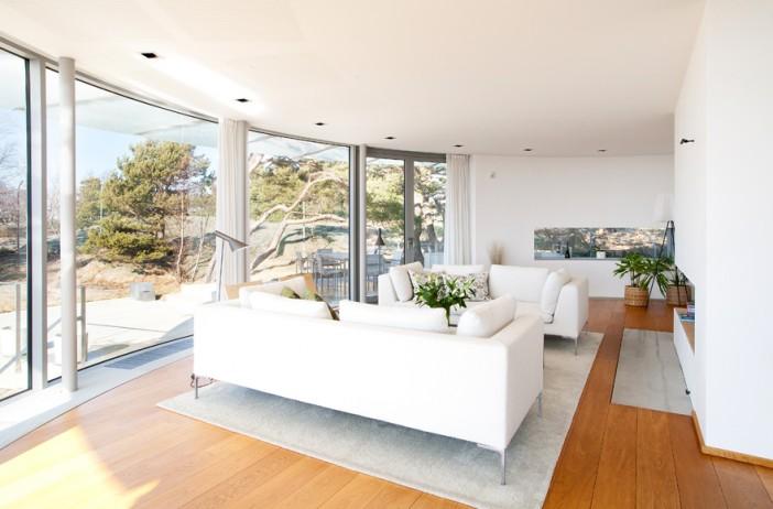 interior design langedragsberg hill modern residence 15