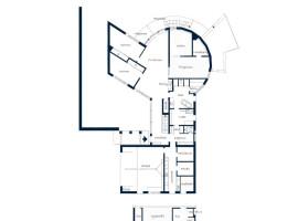 langedragsberg hill modern residence 48