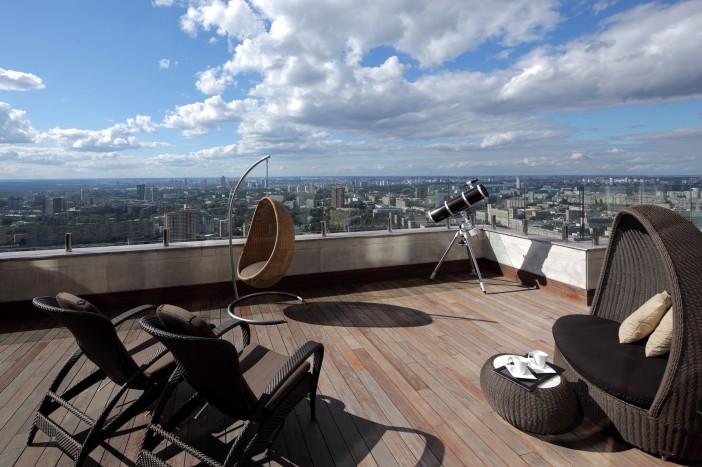 roof design triumph palace apartment 05