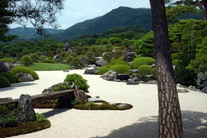 adachi museum of art landscape design