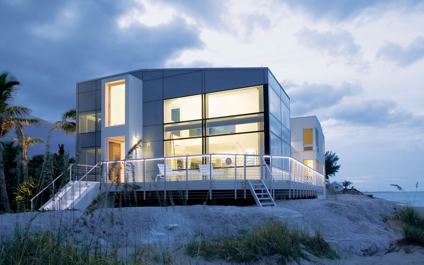 Beach road 2 house in jupiter island dream house beach Modern dream home design ideas