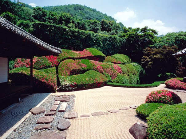 raikyuji takahashi okayama landscape design