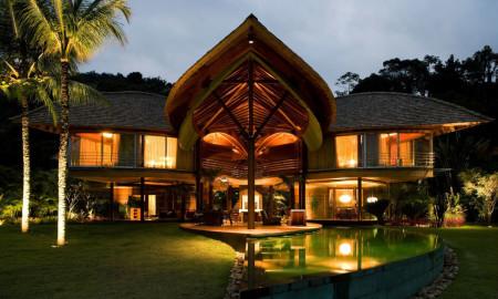 leaf house in brazil 14