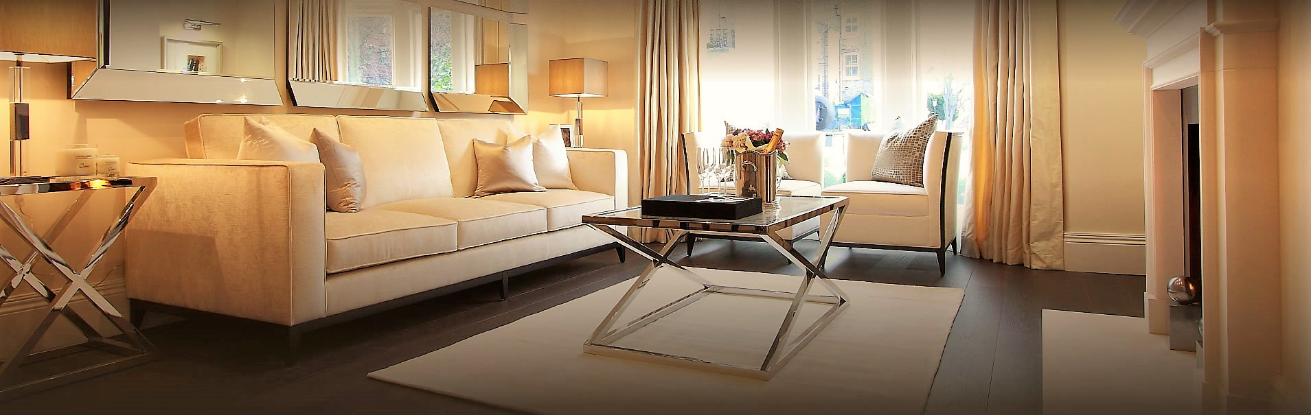 residential interior design furniture