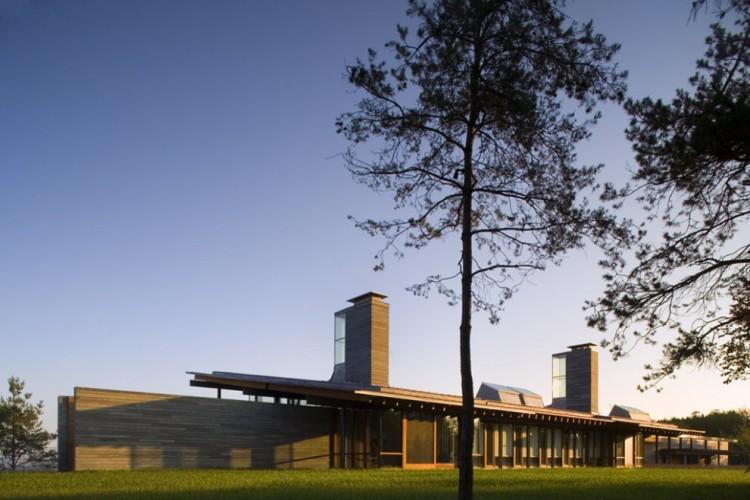 Ridge House In Canada By Bohlin Cywinski Jackson