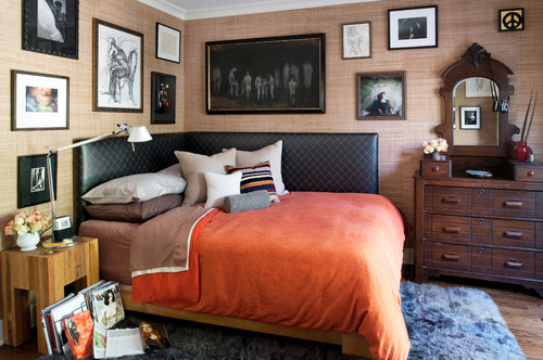 eclectic-bedroom