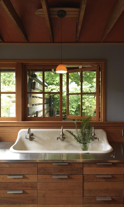 Choosing The Right Depth For Your Kitchen Sinks Interior