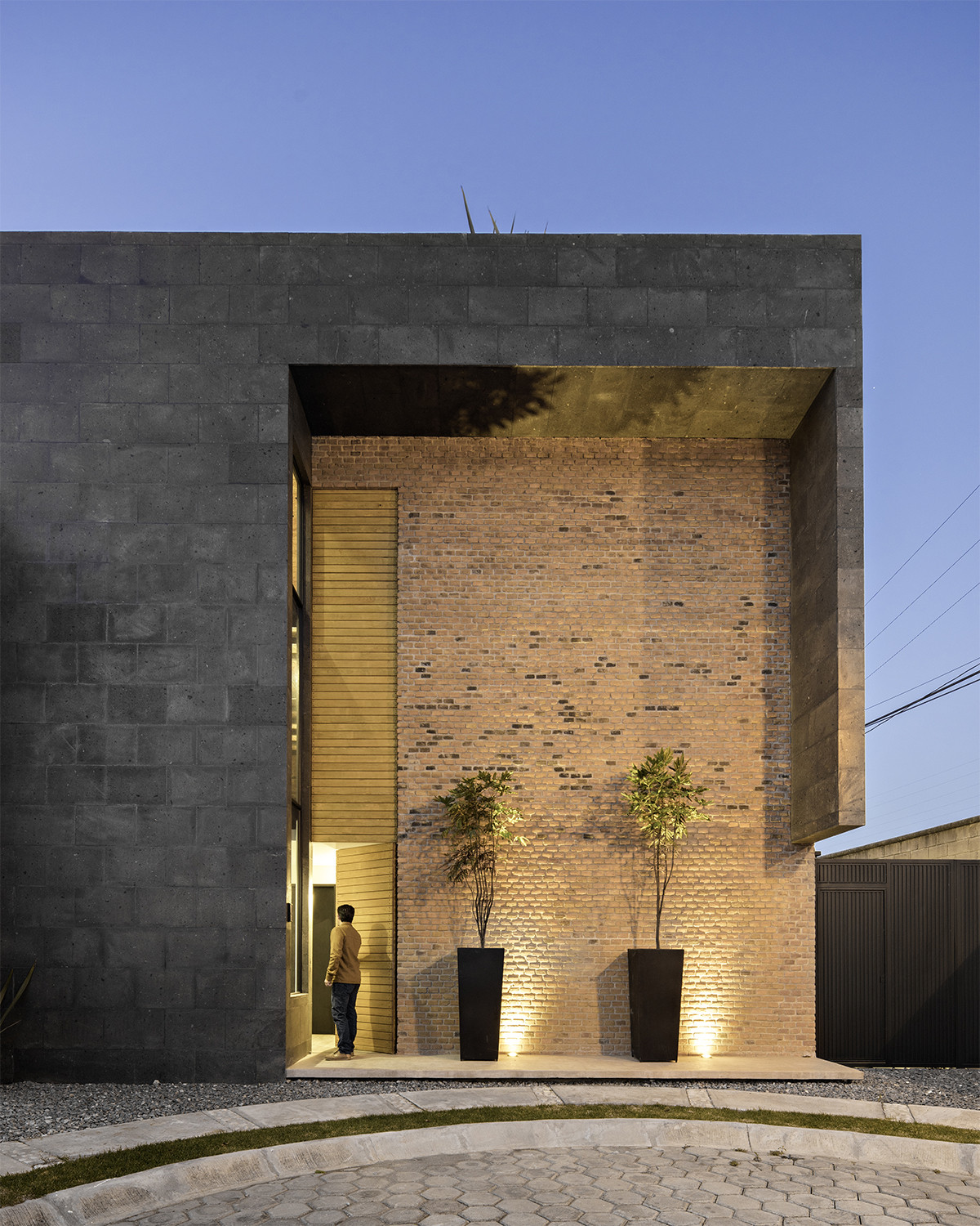 Modern House Design Ideas The Sol 25 by Proyecto Cafena Mexico