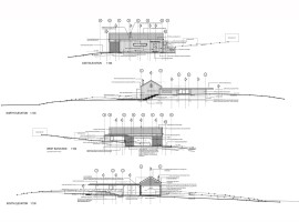 B:MARK READGuest HouseELEVATIONS.dwg ELEVATIONS (1)