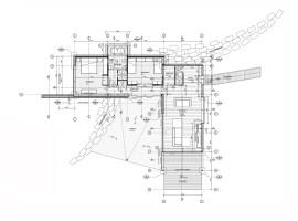 B:MARK READGuest HouseCURRENT FLOORPLANS.dwg FLOORPLAN (1)