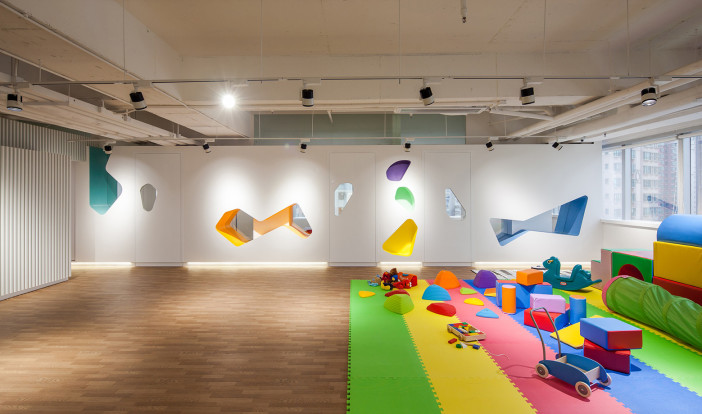 Modern design ideas for play school the babysteps for Interior designs play
