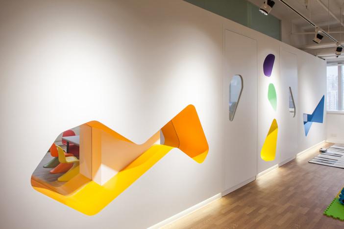 Modern design ideas for play school the babysteps for Play school interior design ideas