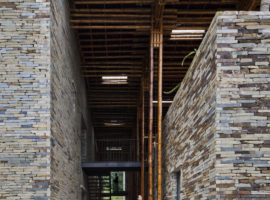 pic15_8meter_bamboo_column_with_stone_wall_OKI