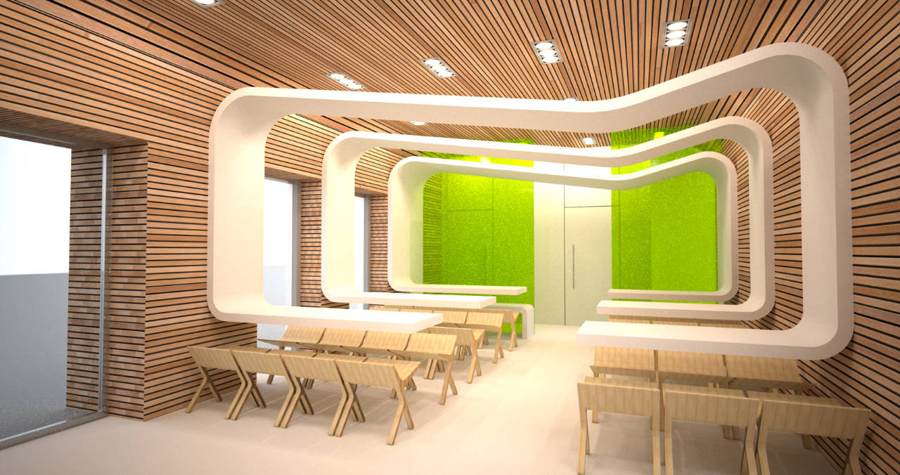 Eco-friendly Architectural Design Ideas for a Restaurant: It Me ...