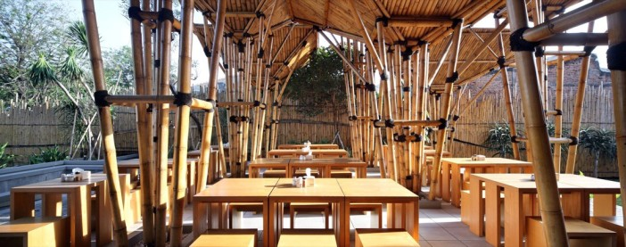 Innovative architectural design ideas the restaurant at