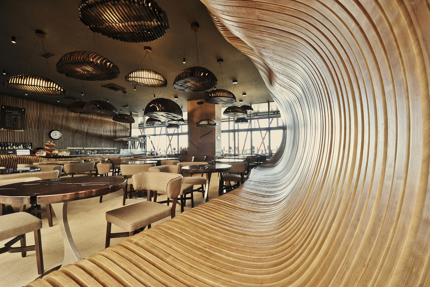 architectural design ideas for cafe don caf house in kosovo by innarch