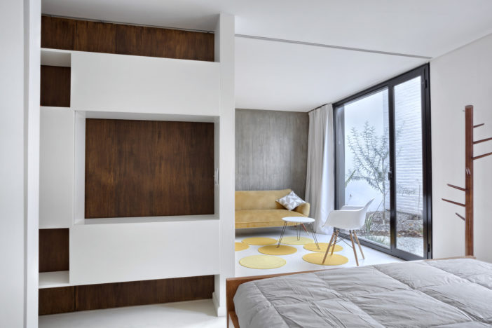 Modern House Design Ideas: The ESCALA83 Apartments by ...