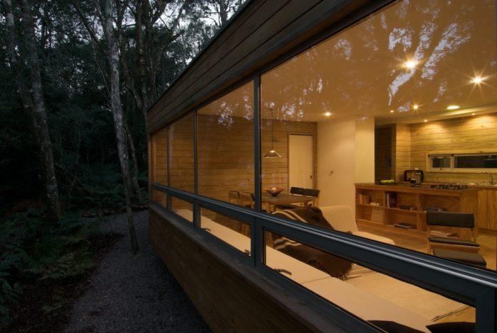 Residencia em Sao Francisco de Paula, RIo Grande do Sul, Brasil. Studio Paralelo Arquitetura. Foto: Eduardo Aigner