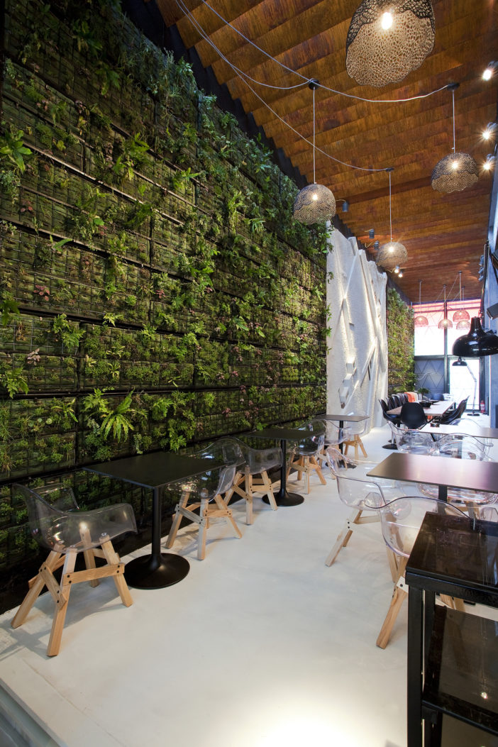 Eco-friendly Architectural Design Ideas: Coffee Shop in Greece by ...