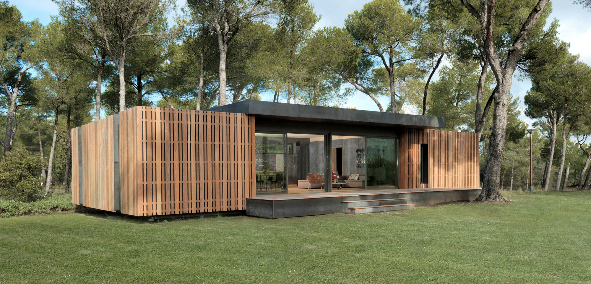 Amazing Sustainable Home Design Ideas: The Pop-Up House by Multipod ...