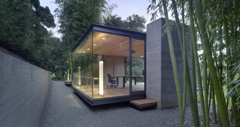 Spectacular Architectural Design Ideas The Tea House in Silicon