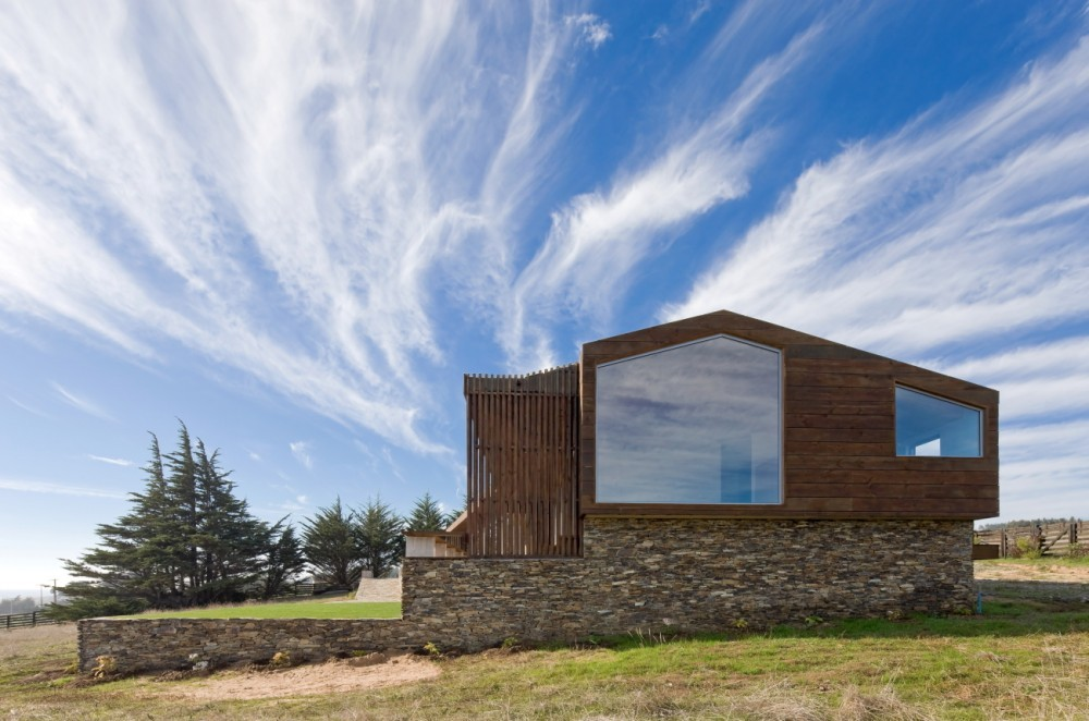 unique architectural designs. Beautiful Architectural Unique Architectural Design Ideas The Plinth House In Chile By Land  Archiqtectos Inside Designs G