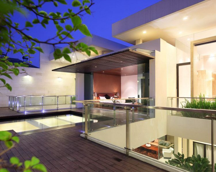 Magnificent home design ideas static house in jakarta for House interior design jakarta