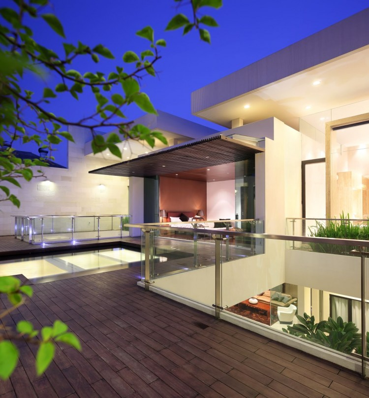 Magnificent Home Design Ideas Static House In Jakarta, Indonesia By TWS U0026  Partners