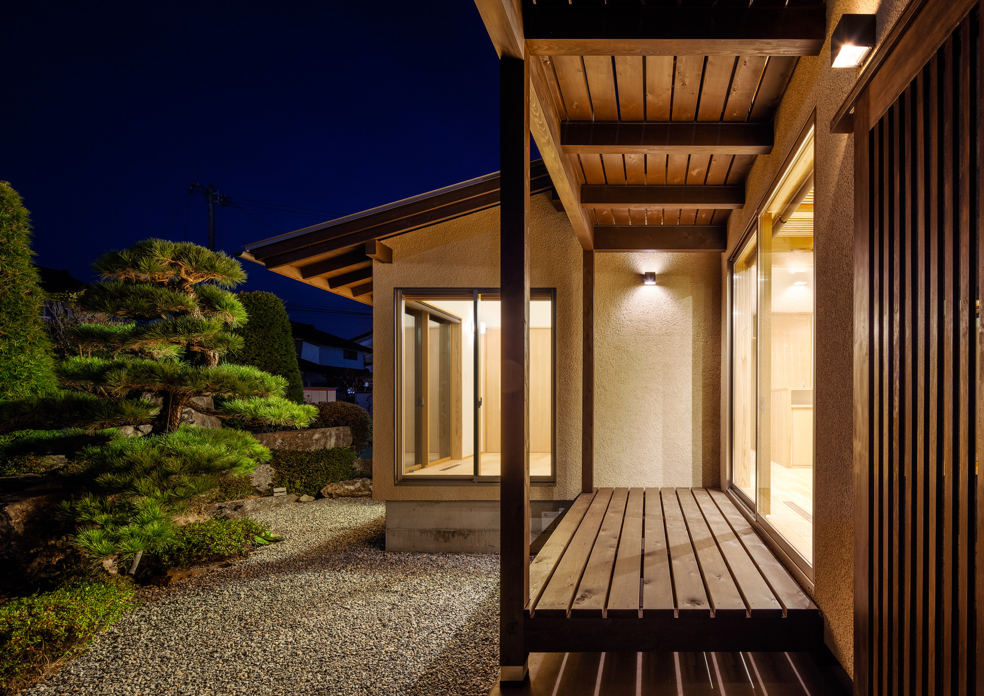 Notable Architectural Design Ideas: The Cocoon House in Nagano ...
