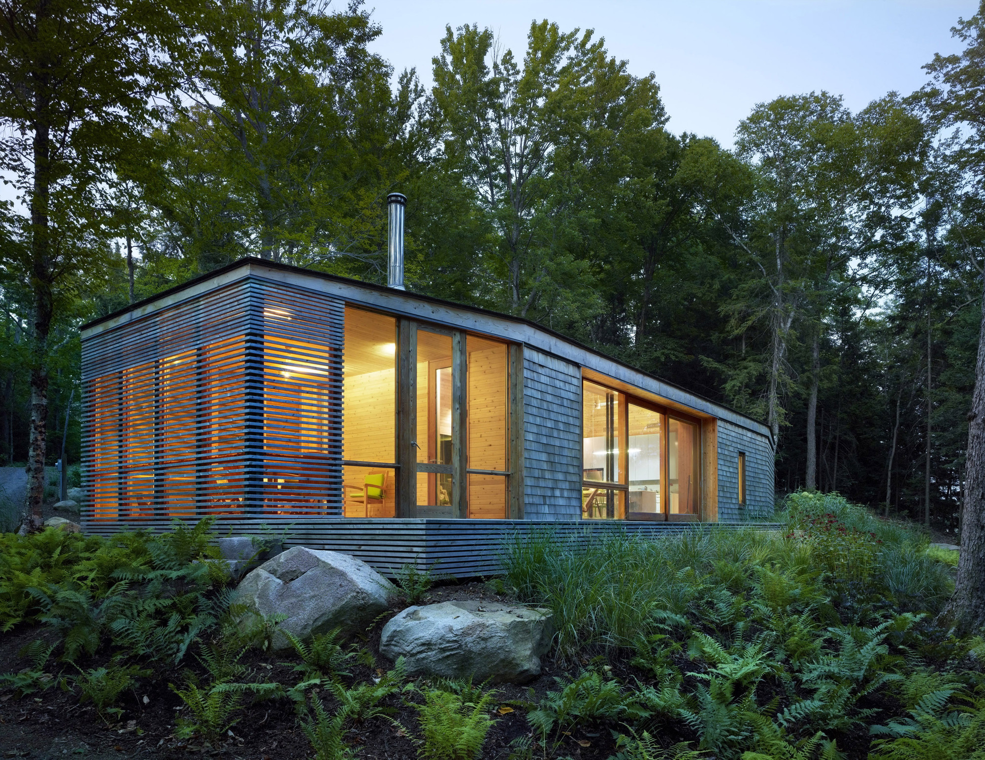 modern and small home improvement architecture designs ideas 0903 stealth cabin
