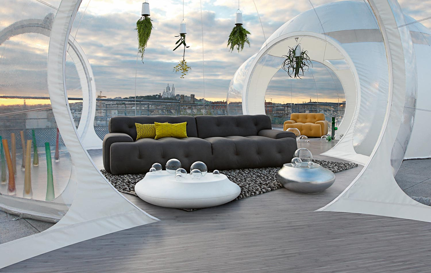 The Magnetic Appeal Of Roche Bobois Collection