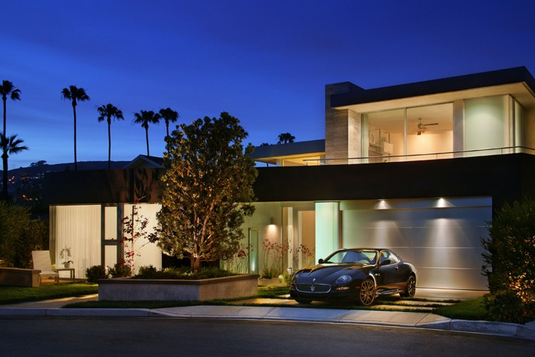 Davidson Residence In California Usa By Mcclean Design