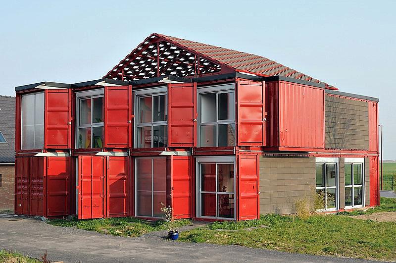 Maison Container Design maison container in francepatrick partouche | interior design