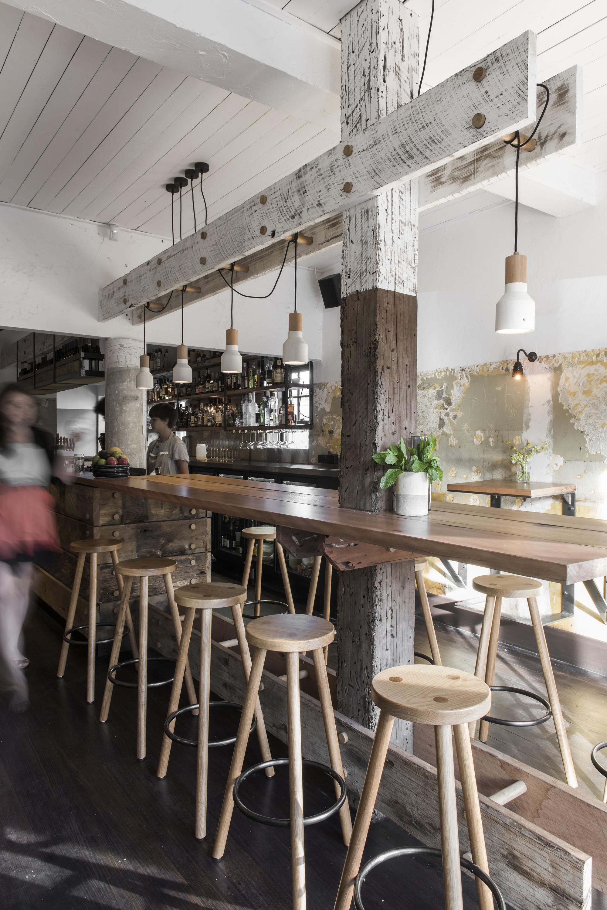 Architectural design ideas for restaurant the nelson techne architecture interior design australia