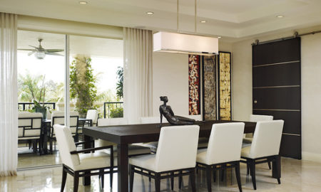 Modern Dining Room Lighting Design Ideas