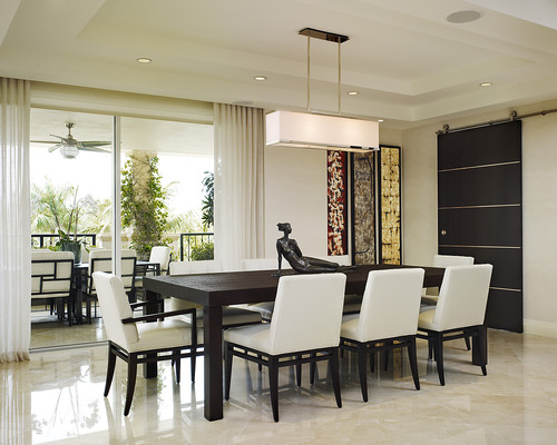 Glamorous Lighting Ideas For Your Dining Room