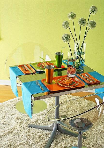 dining table decor ideas: breakfast table decoration – three Breakfast Table Decor Ideas